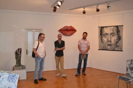 Otvorena skupna izložba `Mozaik 2 - slikarstvo za vječnost` u Narodnom muzeju Labin