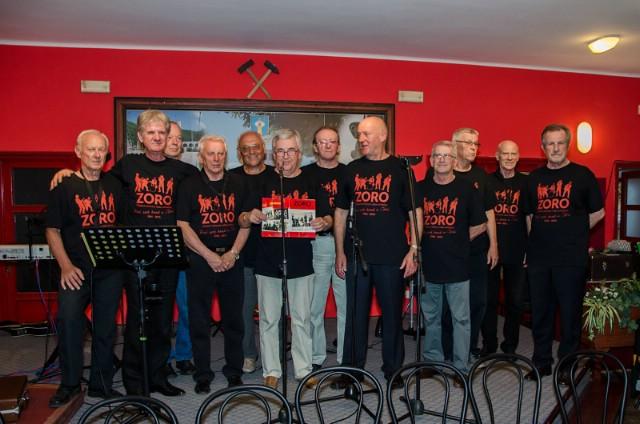 Ukoričena priča Zoro - prvi rock band u Istri