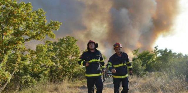 Istarski vatrogasci ovog ljeta 820 puta spašavali ljude i imovinu - službe uključene u spašavanje najbolje surađuju na Labinštini