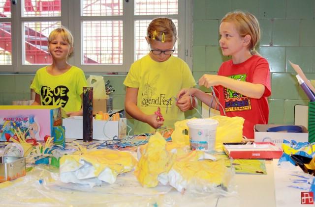 Završava dječja kreativna radionica