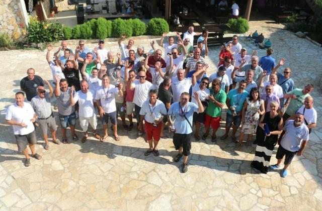 Ribiči iz SRD Plomin najuspješniji na Međužupanijskom prvenstvu u sportskom ribolovu na Viru / Elvisu Baraku dva zlata