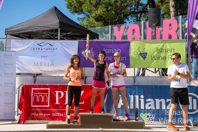 Barbara Belušić pobjednica istarskog vinskog maratona