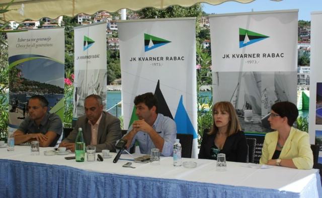 Otvoreno prvenstvo Hrvatske u jedrenju za kadete (U16) / Rabačka regata 2015.