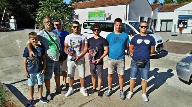 Dilan Mileta i Nino Štucin se plasirali na državno natjecanje u sportskom ribolovu u Zadru