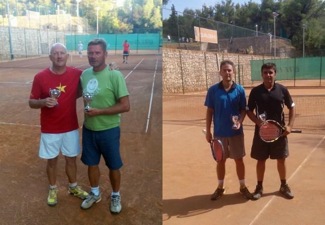 Na rabačkim teniskim terenima održan turnir Hrvatske unije tenisača serije 500