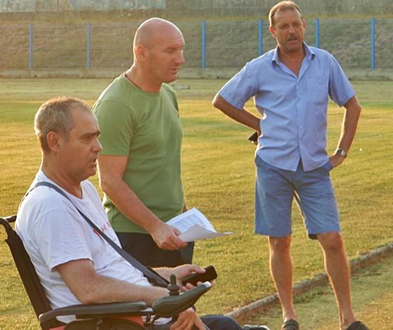 Valdi Šumberac nije više trener Rudara