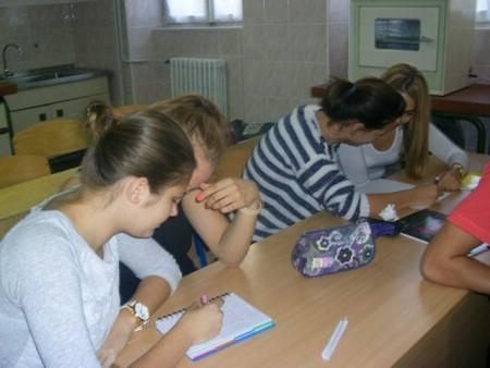 Srednjoškolci u Europskom tjednu mobilnosti 2015.