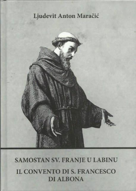 Predstavljanje knjige Samostan sv. Franje u Labinu