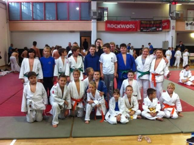[FOTO] Uspjesi mladih Labinjana na trećem međužupanijskom judo turniru Ippon u Puli