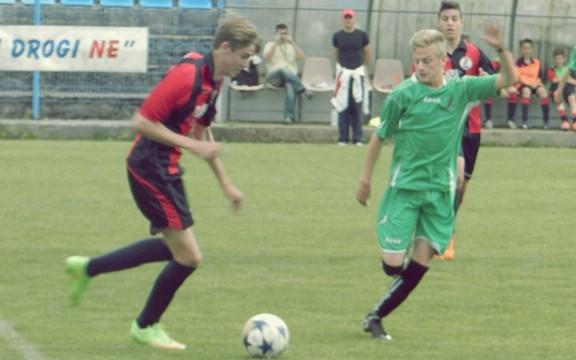 Škola nogometa: Sedam osvojenih bodova