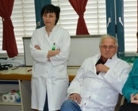Program prevencije i ranog otkrivanja raka dojke u Labinu