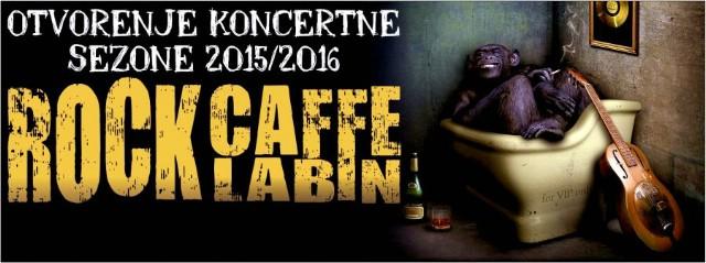 Ovog vikenda kreće nova koncertna sezone u labinskom Rock Caffeu