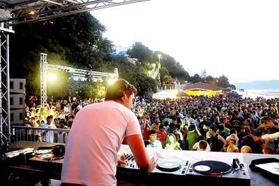 8.Rabac Summer Festival: Girandella opet postaje veliki plesni podij