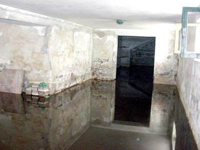 Problem s odvodnjom u donjem gradu: Poplavljen podrum Čeve