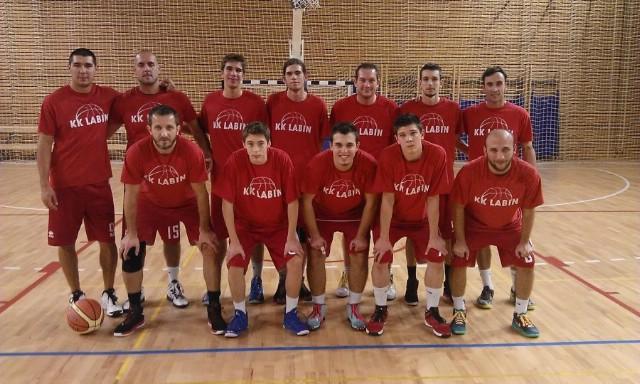 U subotu 17.10.  KK LABIN  dočekuje KK KARLOVAC u prvoj utakmici druge lige A2 Zapad