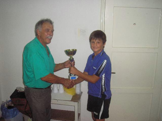 Raymond Dobrić najbolji u Potpićnu