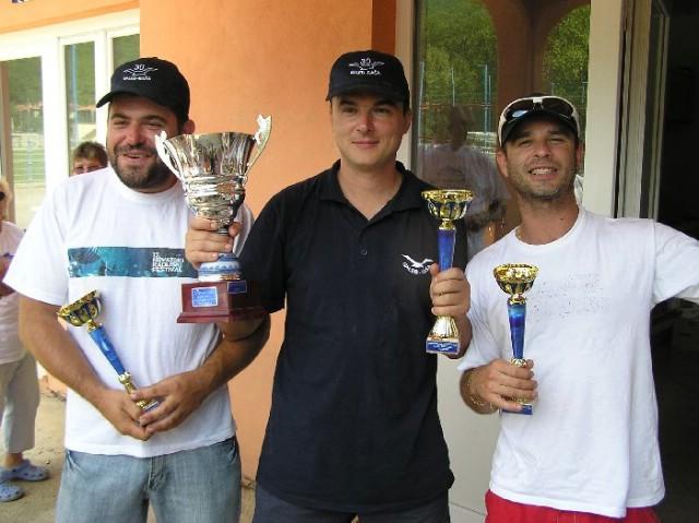 Moreno Tenčić pobjednik 3. memorijala Sandro i Elio