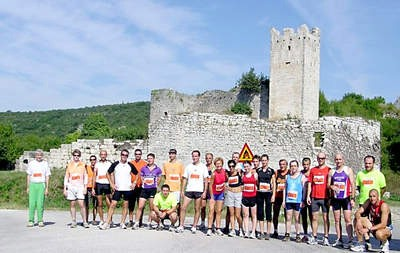 Ivan Stanić najbolji na utrci povodom proslave Jakovlje u Kanfanaru