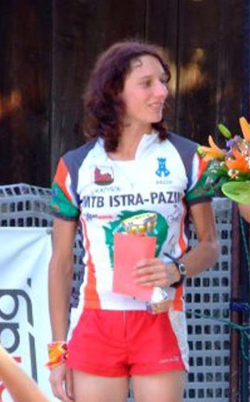 Labinjanka Andrea Kiršić prvakinja Hrvatske u MTB maratonu