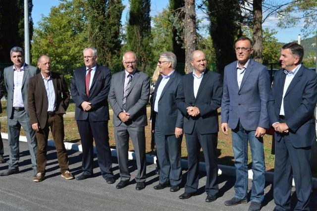 Potpićan: Istra dobila novi pročistač otpadnih voda