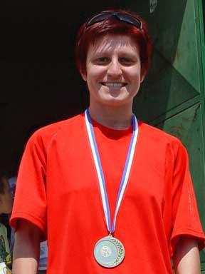 Na državnom prvenstvu atletičarki  Barbara Belušić izvrsna