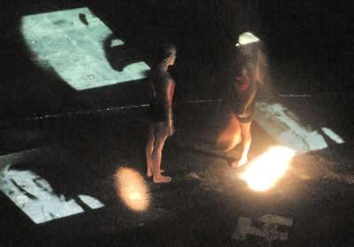 U Lamparni otvoren Festival Transart 2008: Dominacija i podčinjavanje na kampiranju