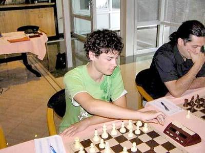 Na juniorskom prvenstvu RH u šahu,labinjan Tomislav Fabeta deseti