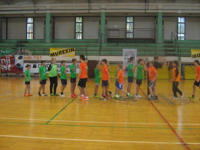 8. Olimpijada OŠ Labinštine: održane kvalifikacije u malom nogometu