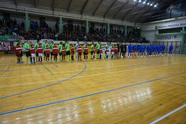 Nacional zasluženo do pobjede u Labinu - MNK POTPIĆAN 98 ADT – FC NACIONAL 2:7 (2:3)