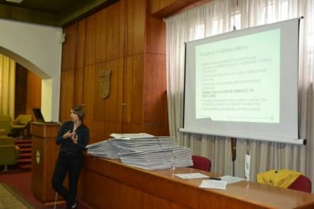 Održana prezentacija o Uredbi o kriterijima, mjerilima i postupcima financiranja i ugovaranja programa i projekata koje provode udruge