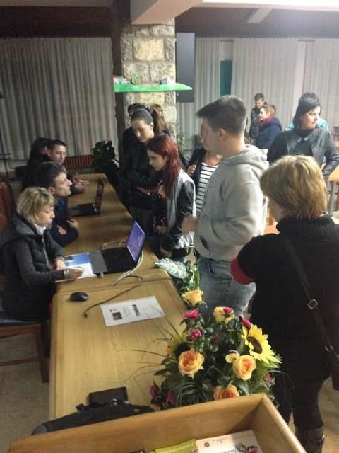 Prezentacija stipendija VALAMAR RIVIERE u labinskoj Srednjoj školi