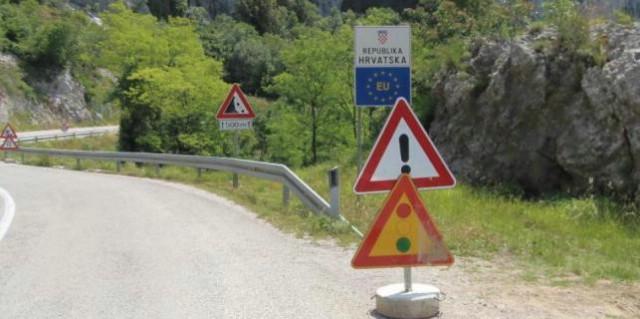 U siječnju rekonstrukcija ceste Buzet - Požane / Cesta prema granici u potpunosti zatvorena 45 dana