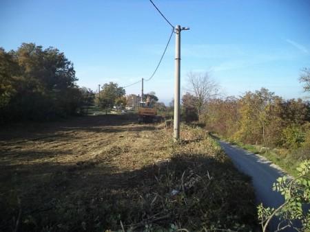 Započeli radovi na proširenju nerazvrstane ceste u Presici