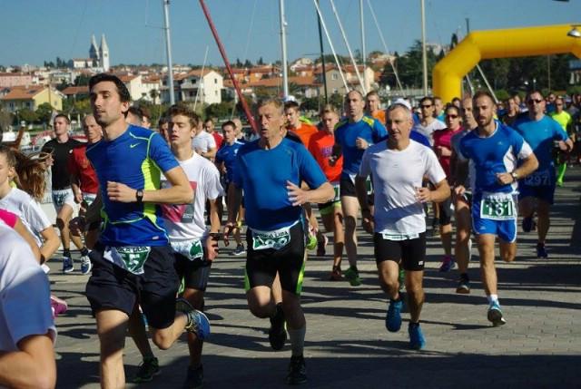 Počela Zimska atletska liga Istre