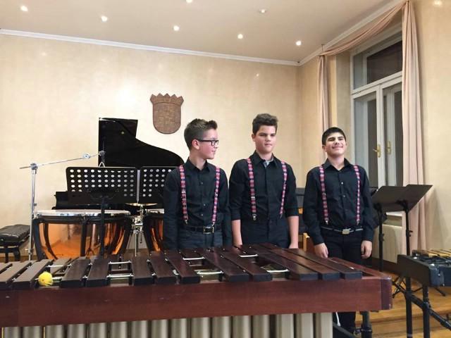 Komorni sastav labinske umjetničke škole prvi na 53. hrvatskom natjecanju učenika i studenata glazbe u regiji