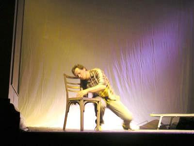 Festival vizualnog kazališta: Ironija svakodnevice (drugi dan)