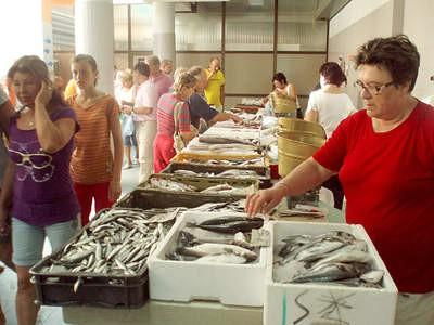 Đir po labinskoj tržnici: stigle i papaline