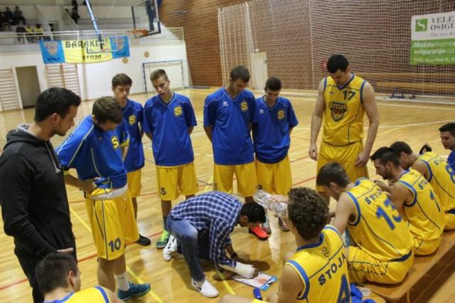 Košarka: KK Stoja uvjerljiva protiv Labinjana