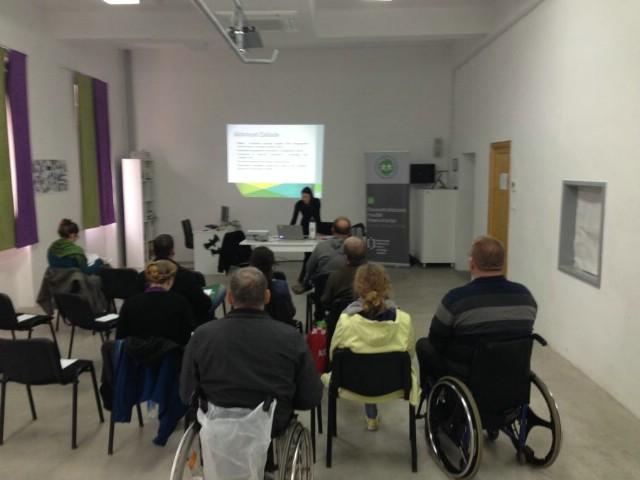 Zaklada za razvoj civilnog društva:  Poziv za prijavu trogodišnjih programa udruga koje pružaju usluge osobne asistencije osobama s invaliditetom