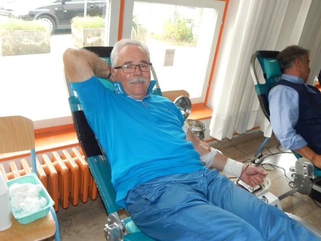 Na akciji dobrovoljnog darivanja krvi u Labinu prikupljeno 66 doza krvi - Gržan Branko 100 puta darovao krv / 8 novih darivatelja