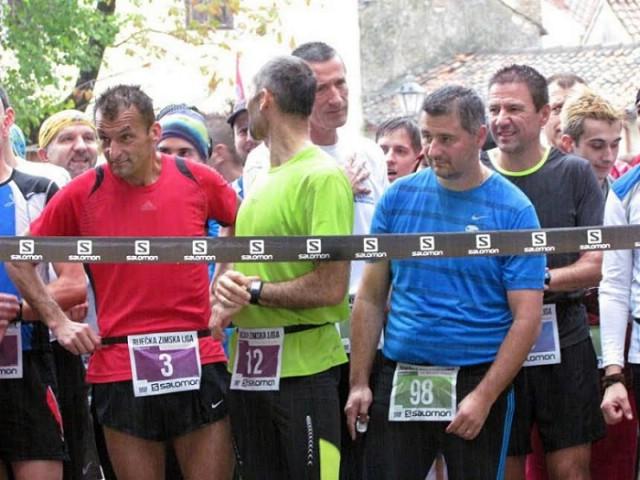 Ivan Stanić vodeći u Istarskoj zimskoj ligi u trčanju