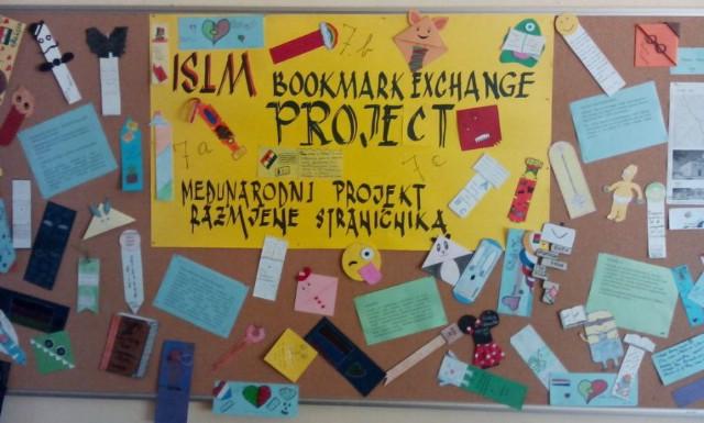 OŠ Ivo Lola Ribar u međunarodnom projektu razmjene bookmarkera