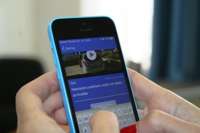 Predstavljen rad nadograđene mobilne aplikacije `MUP-Sigurnost i povjerenje''`