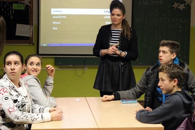 Međunarodni dan volontera u Osnovnoj školi Ivan Batelić u Raši