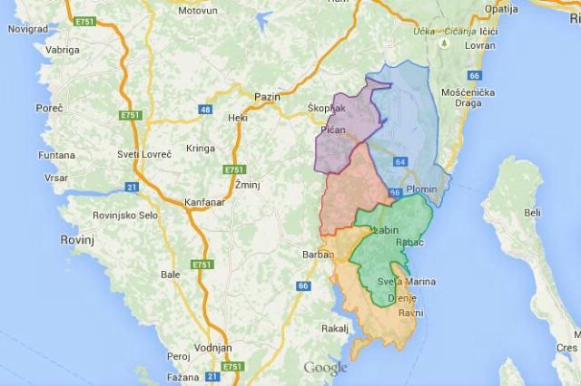 """Poziv na dostavu projektnih prijedloga u svrhu izrade Lokalne razvojne strategije LAG-a """"Istočna Istra"""" za programsko razdoblje 2014. – 2020"""