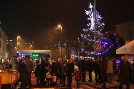 """Održana manifestacija """"Božić u centru"""""""