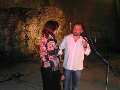 Odlično na Istarskoj romantičnoj noći u Kršanu
