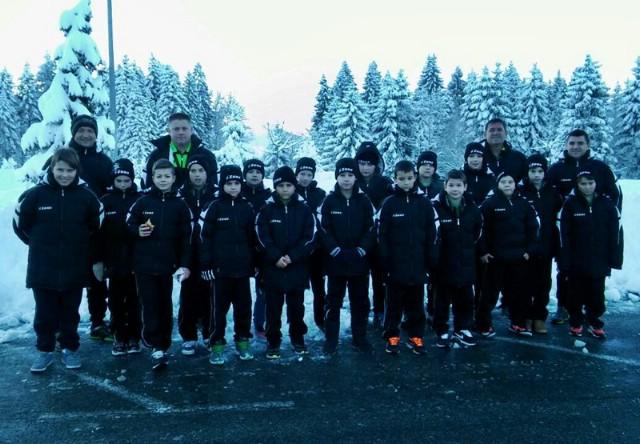 Mali nogometaši Rudara krenuli put Sarajeva