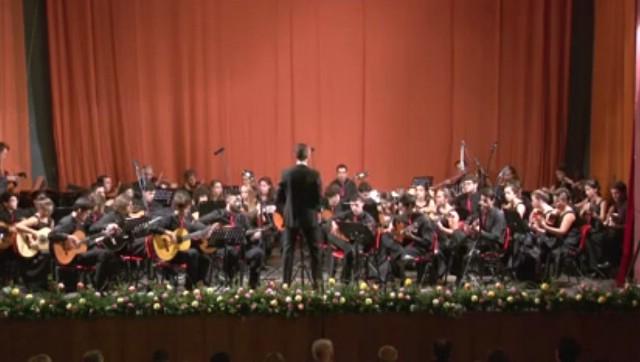 [VIDEO] Portugalski gitaristi gosti Osnovne umjetničke škole