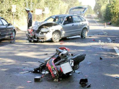 Gornji Rabac:Teško ozlijeđen mopedist